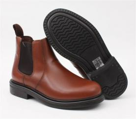 Oaktrak Walton Childrens Tan Dealer Boot  image